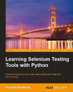 Learning_Selenium_Testing_Tools_with_Python-Book_Cover